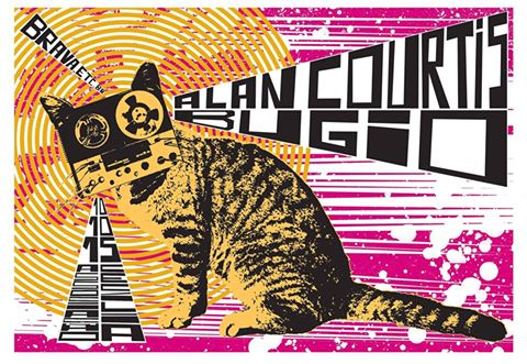 Alan Courtis (ARG) e Bugio na Associação Cultural Cecília /SP