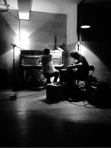 Thomar Rohrer e Philip Somervell
