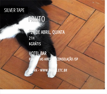[Silver Tape] Fruto no Hotel Bar /SP