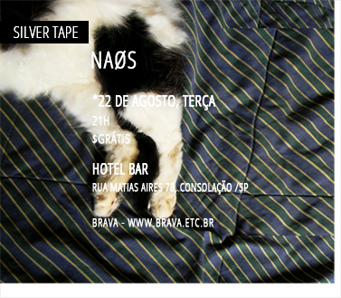 [Silver Tape] naøs no Hotel Bar /SP