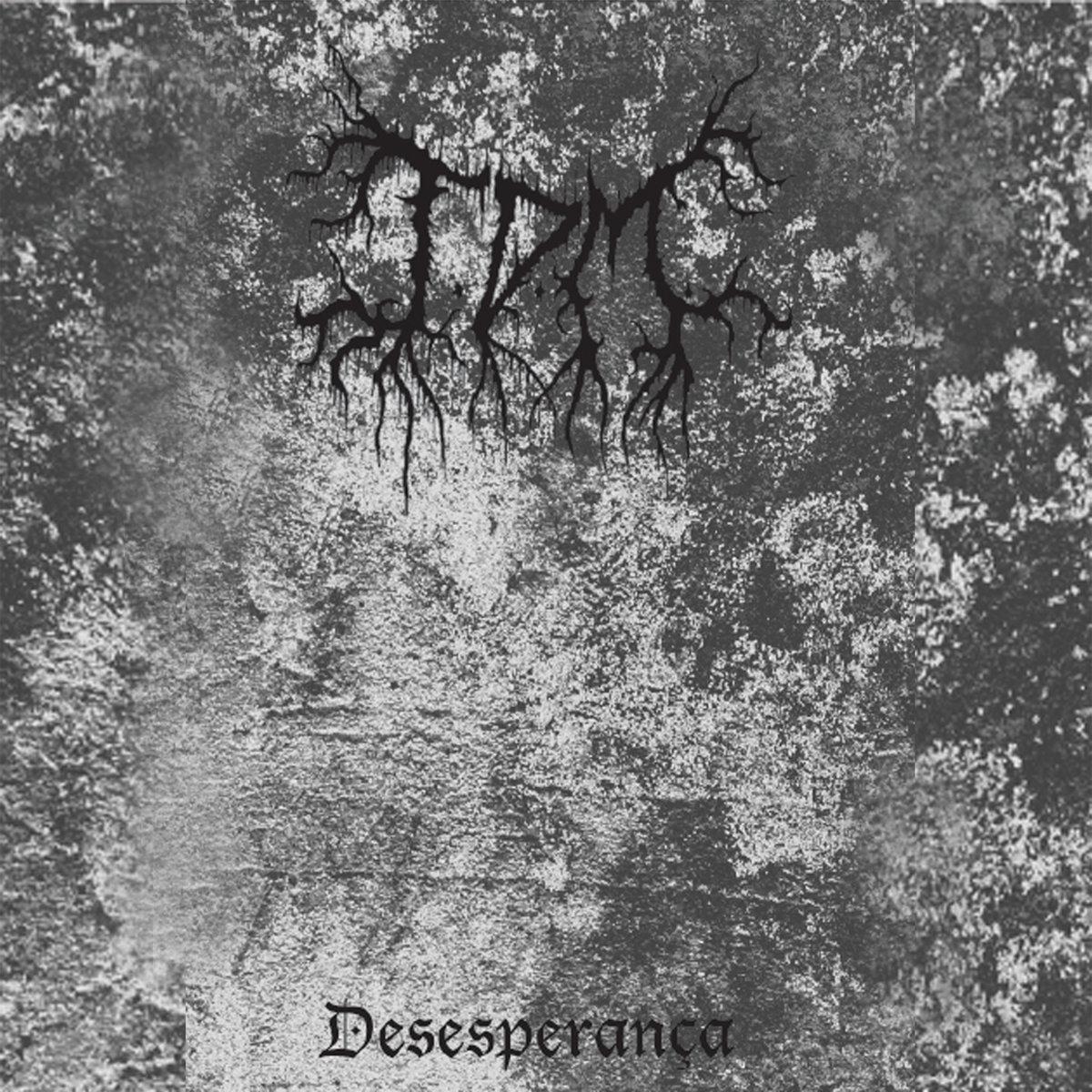 """Triunfo da Morte <br/> """"Desesperança""""<br/> cassete, 2018"""