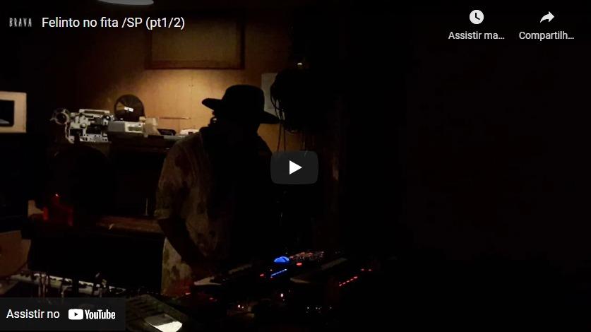 [video] Felinto no Silver Tape /estudiofitacrepeSP