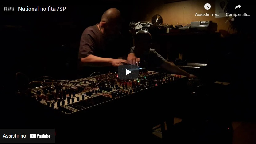 [video] National no Silver Tape /estudiofitacrepeSP