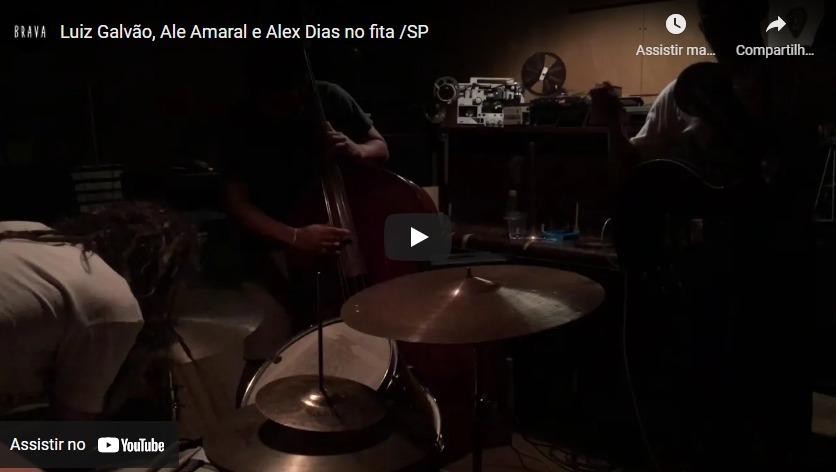 [video] Luiz Galvão, Ale Amaral e Alex Dias no Free Flow /estudiofitacrepeSP