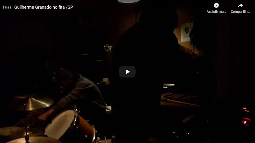 [video] Guilherme Granado com Ricardo Pereira e Mário Cappi estudiofitacrepeSP