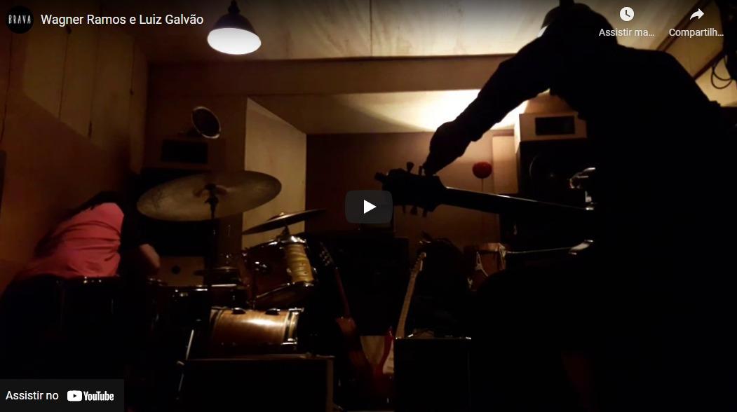 [video] Wagner Ramos e Luiz Galvão no Silver Tape /estudiofitacrepeSP
