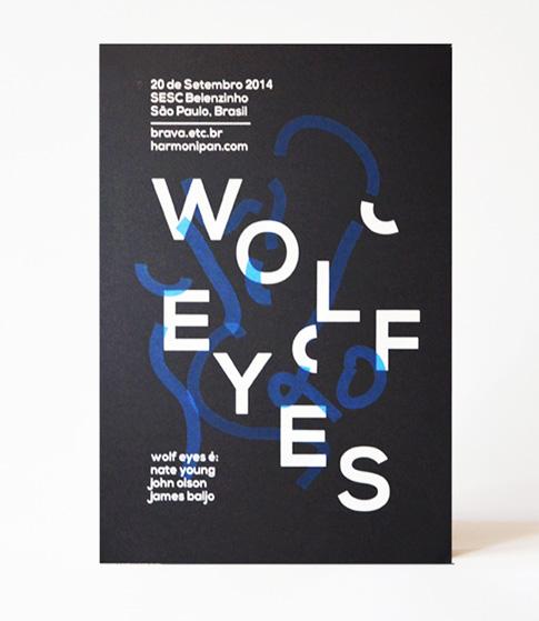 Wolf Eyes (EUA) no SESC Belenzinho /SP