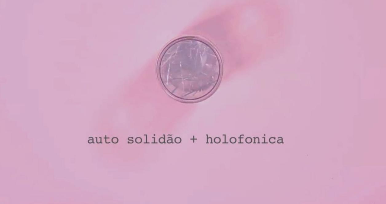 """Auto Solidão + Holofonica """"Solidão"""""""