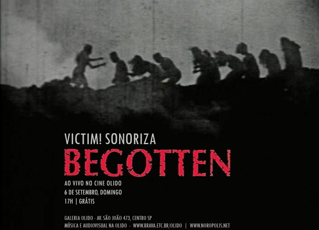 "VICTIM! (RJ) ""Begotten"""