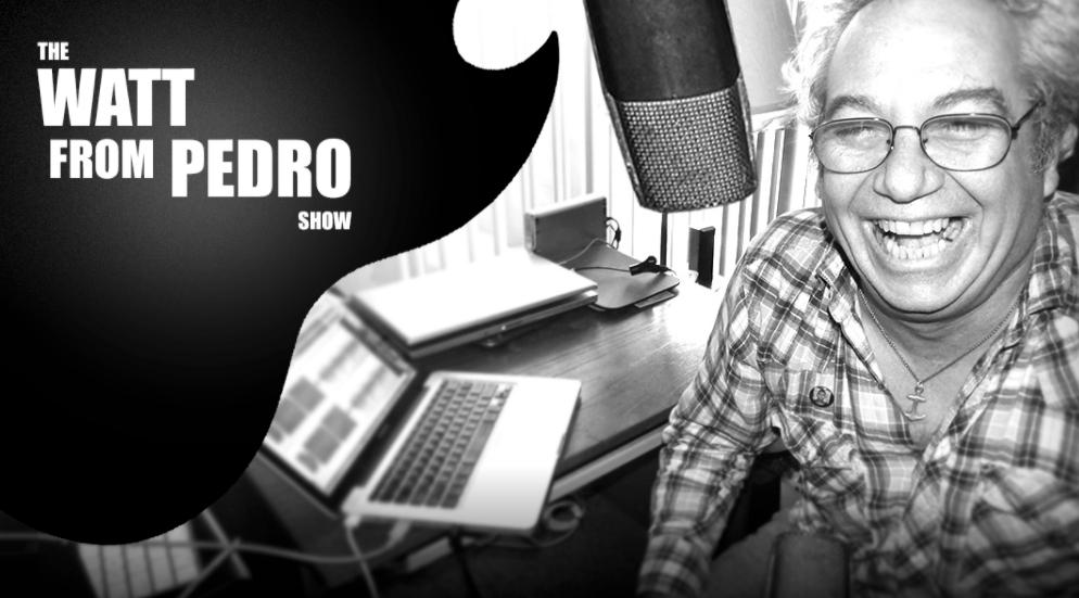 Vermes do Limbo no 'The Watt from Pedro Show'
