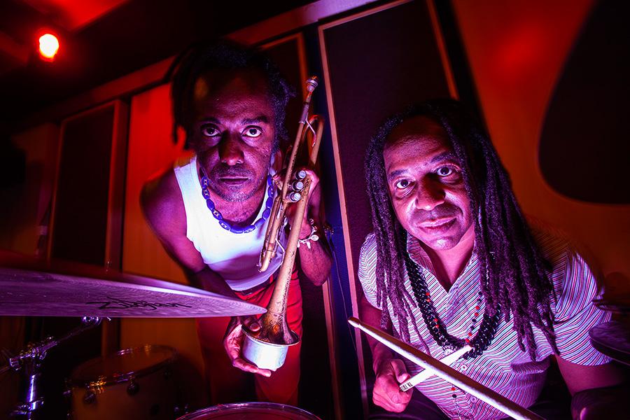 Radio Diaspora Ensemble Cachaça! no SESC Jazz
